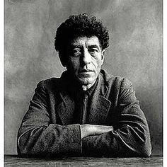 Alberto Giacometti by Irving Penn