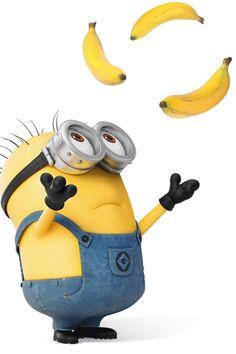 Sorry minion I really don't like bananas