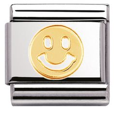 Composable Classic ELEGANCE in stainless steel with gold