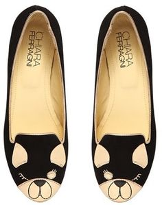 Chiara Ferragni 10mm Matilda Puppy Suede Loafers on shopstyle.com