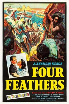 The four feathers 1939