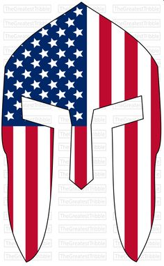 Spartan Helmet Front USA Flag American Flag svg png jpg Vector Graphic Clip Art by TheGreatestTribble on Etsy American Flag Clip Art, Spartan Helmet, Pistol Holster, Cnc Projects, Thin Blue Lines, Image Editing, Usa Flag, Printed Materials, Laser Engraving