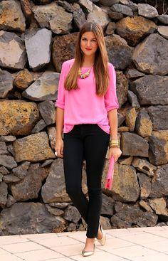 Maranela rosa nero