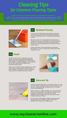 Clean your carpet, hardwood and tile efficiently and effectively. Deep Cleaning Services, Professional Cleaners, Types Of Flooring, Cleaning Hacks, Workplace, Toronto, Hardwood, Tile, Carpet