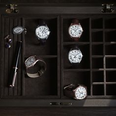 A selection to dream of. New Drive de Cartier watches available in April.