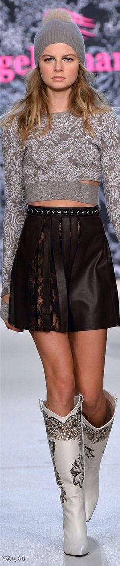 Angelo Marani Fall 2016 RTW