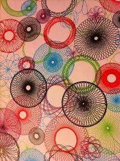 My Spirograph art