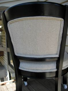 Refurbished Caneback Chair