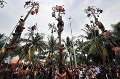 Independence Day - Hari Proklamasi Kemerdekaan - Jakarta 17th August