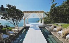 wedding photograph from  VIlla Amanzi, Phuket, Thailand