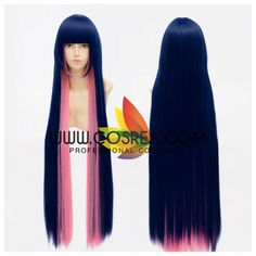 Wig Detail Panty And Stocking Stocking Cosplay Wig Includes: Wig, Hair Net Important Information: Fitting - Maximum circumference of 55-60CM Material - Heat Resistant Fiber Style - Comes pre-style as