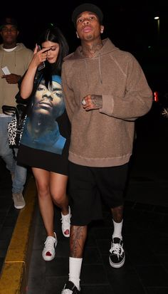 Kylie Jenner 8/27/16