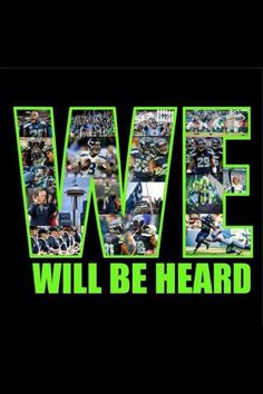 We are the 12th man!