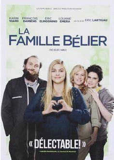 La Famille Bélier (La familia Bélier). Cine francés. Las mejores películas para aprender francés