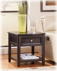 Serena End Table 279 99 Sku 100569 Dimensions 24wx27dx25h Versatile Enough For Serving Storing And S Ashley Furniture End Tables Signature Design By Ashley