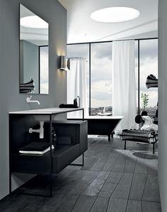 Zucchetti. Kos furniture washbasins