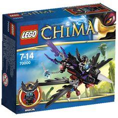 Acheter LE CORBEAU PLANEUR DE RAZCAL - LEGO CHIMA - 70000 de LEGO chez http://www.joueclub.fr/jeux-et-jouets/LEGO/LE-CORBEAU-PLANEUR-DE-RAZCAL-LEGO-CHIMA-70000/04043162.aspx