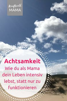 Achtsamkeit - Wie du als Mama dein Leben intensiv lebst, statt nur zu funktionieren Best Picture For clinical Psychology For Your Taste You are looking for something, and it is going to tell you exact Psychology Student, Wedding Fans, Daily Health Tips, Live Your Life, Survival Skills, Live For Yourself, Kids And Parenting, Good To Know, Life Is Good
