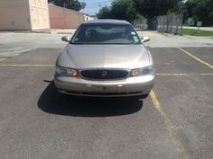 Get the 2001 Buick Century only at $3,000. It has 4 Doors, Sedan, 3.1, 4 Cylinders , Automatic Transmission.