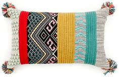 'Gypsy Pillow by Jiti. @2Modern'