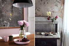 just like the marble top at Maven  jonas ingerstedt: vintage-inspired spaces. / sfgirlbybay