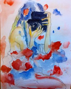 Focus  Watercolor