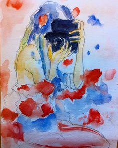 Focus  Watercolor