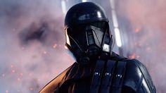 Death trooper, video game, star wars battlefront ii, soldier, 4k wallpaper