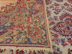 Learn about the many different types of Persian Rugs