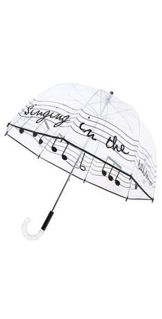 the musical theatre nerd in me is in love with this. too bad i go singin' in the rain style and don't use umbrellas....