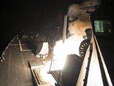 Hai giả thiết Putin không đánh chặn tên lửa Mỹ tấn công căn cứ Syria - tin the gioi