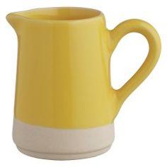 MARNE Small yellow jug