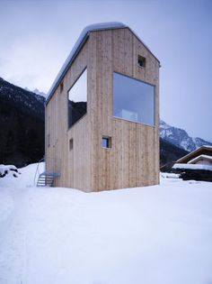Pavillon Aus Holz Mit Wabenform Bienenhotel | Modular Buden ... Holz Pavillon Wabenform