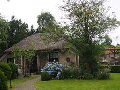 Droomhuisje in Friesland