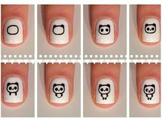 pinterest nail tutorials - Buscar con Google