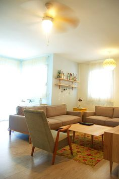 living room איילת לנדאו - מעצבת