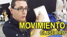 DIBUJANDO EL MOVIMIENTO. CLASE PRO