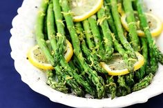 You will love this Lemon Pepper Asparagus recipe! It's a quick and delicious way to prepare one of your favorite vegetables.