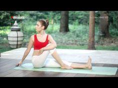Комплекс упражнений развивает подвижность суставов и позвоночника, способствует развитию грации, улучшению самочувствия, снижает излишнее мышечное напряжение...