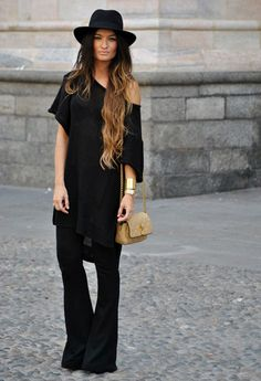 Patty Arata Blog : Black - elegant,casual and edgy