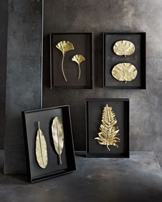 Shop Fern Wall Art from Michael Aram at Horchow, where you'll find new lower shipping on hundreds of home furnishings and gifts.Gold and black Botanical Leaf Wall Art. Metal Wall Art Decor, Rustic Wall Decor, Diy Wall Art, Rustic Wood, Metal Leaf Wall Art, Wall Art Crafts, Gold Wall Art, Mural Wall Art, Wood Wall