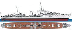 HMS Gurkha L20 [Destroyer]