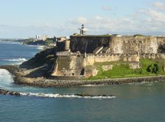 El Morro, San Juan PR.   Plan to spend an entire day there. You'll need it.  :o)