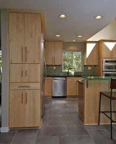 Pretty Inspirational: Contemporary Kitchen Renovation and more...