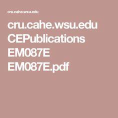 cru.cahe.wsu.edu CEPublications EM087E EM087E.pdf