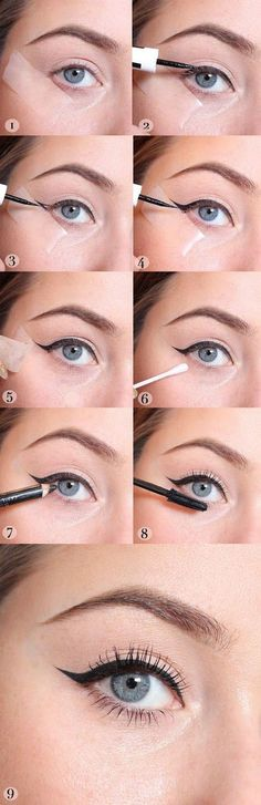 Easy Eyeliner Tutorial for Beginners