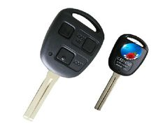 Cheap button key, Buy Quality button strip directly from China button chart Suppliers:  Remote Key(60010) 3 Button 314.4MHz For Toyota LandCruiser 4700 98-2002 With 4C ChipUncut TOY48 Blade