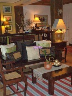 modern asian Asian Interior Design, Modern Asian, Tropical Decor, Balinese, Asian Style, Entryway Tables, Interior Decorating, New Homes, Home And Garden