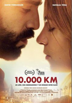 10.000 km. DVD Alex y Sergi, una sólida pareja de Barcelona, acaricia la idea de tener un hijo, pero, inesperadamente, Alex consigue una beca de un año en Los Ángeles, lo que supondría un año de relación a 10.000 Km de distancia