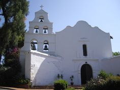 San-diego-mission-church - San Diego - Wikipedia